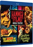 Hammer Film Double Feature - Revenge of Frankenstein & The Curse of the Mummy's Tomb - BD [Blu-ray]