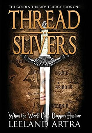 book cover of Thread Slivers