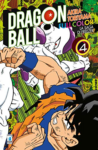 La saga di Freezer. Dragon Ball full color: 4 por Akira Toriyama,M. Riminucci,Yupa