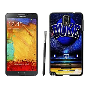 Beautiful Custom Designed Cover Case For Samsung Galaxy Note 3 N900A N900V N900P N900T With Duke Basketball Samsung Galaxy Note 3 Black Phone Case 135 Samsung Galaxy Note3 Black Phone Case 135