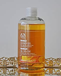 Body Shop Mango Shower Gel 13.5 Oz.