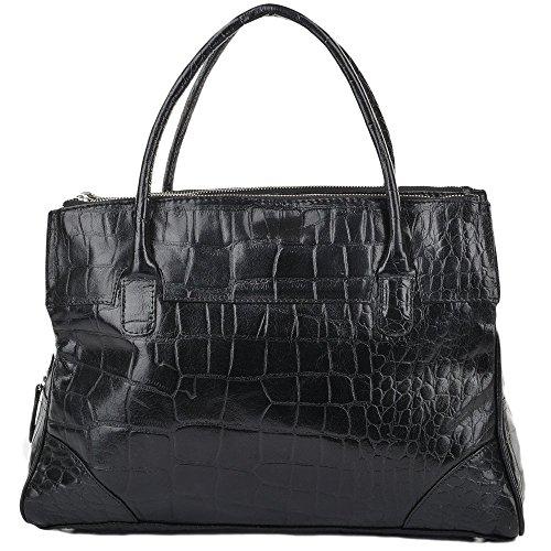 Ashwood Leather - Bolso mochila  para mujer negro negro