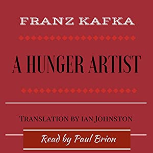 The Hunger Artist Audiobook