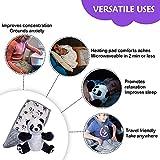 Keeping Kalm Panda Heatable Plush & Weighted Lap