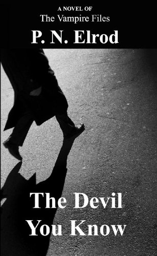 book cover of The Devil You Know