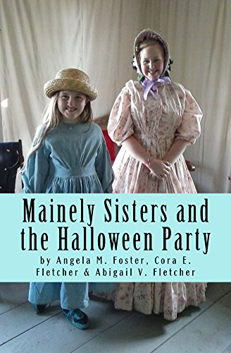 Mainely Sisters and the Halloween -