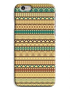 Earthy Aztec iPhone 6 Plus Hard Case Cover