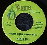 Pretty Little Angel Eyes / Gee How I Wish You Were Here