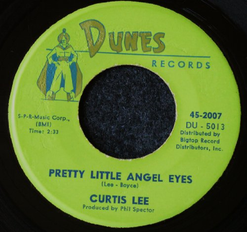 Pretty Little Angel Eyes / Gee How I Wish You Were Here