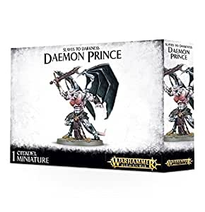 Warhammer Age of Sigmar Slaves to Darkness Daemon Prince 2016 Miniatures