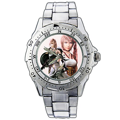 Men's Wristwatches PE01-1530 Final Fantasy XIII-2 FF 13-2...