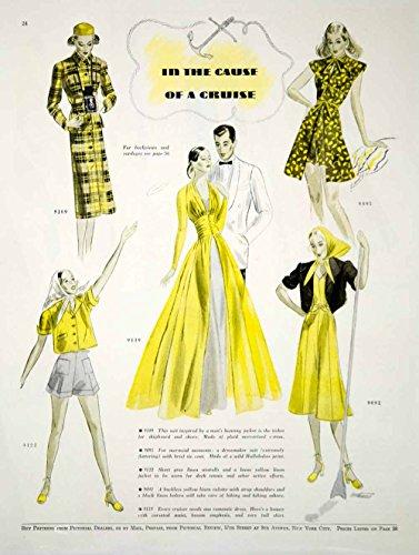 fashion 1938 dresses - 6