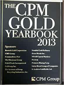 the cpm gold yearbook 2013 cpm group 9780982674192. Black Bedroom Furniture Sets. Home Design Ideas