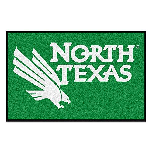 University of North Texas Logo Area Rug ()