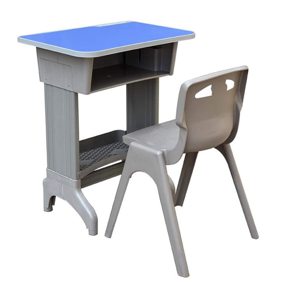 Astonishing Amazon Com Desk Chair Set School Furniture Adjustable Ncnpc Chair Design For Home Ncnpcorg