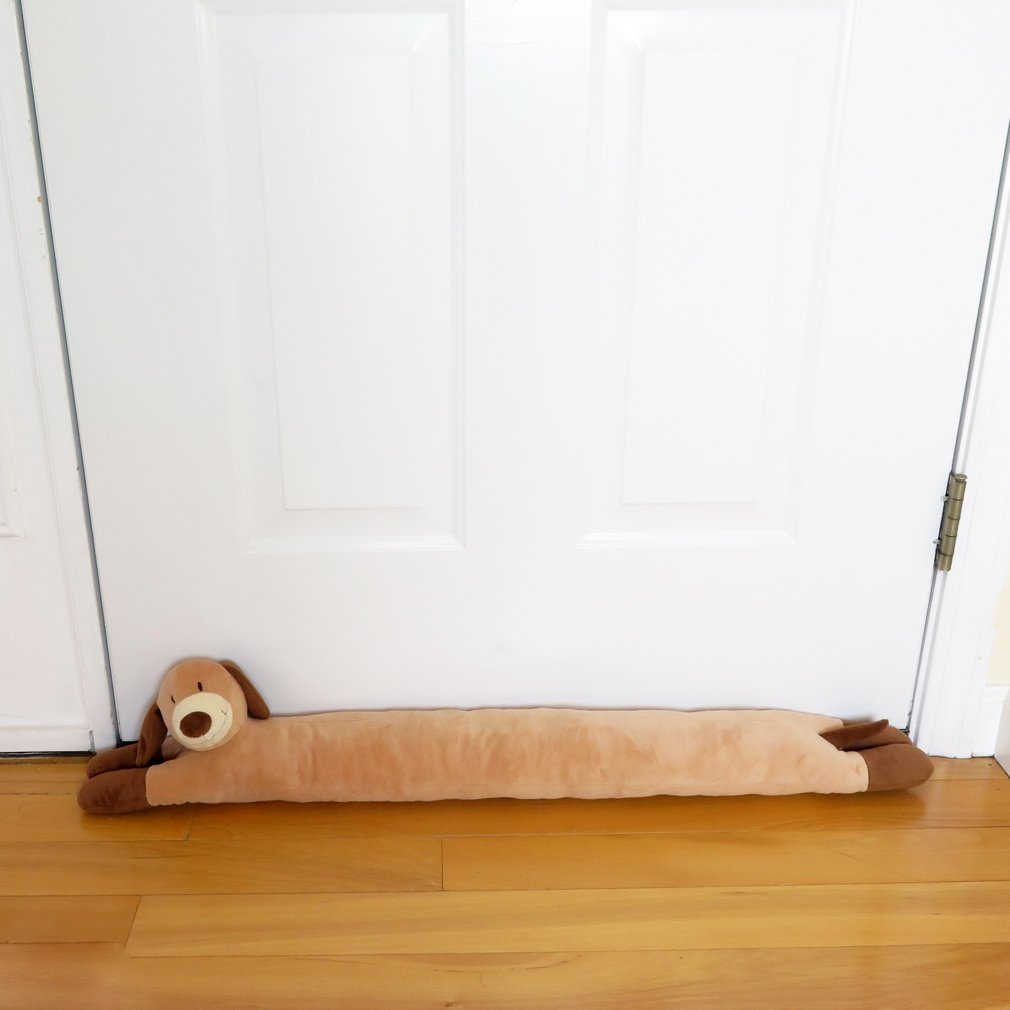 Evelots 37\  Dog Door Draft Stopper Save Energy \u0026 Money ... & Shop Amazon.com | Draft Stoppers