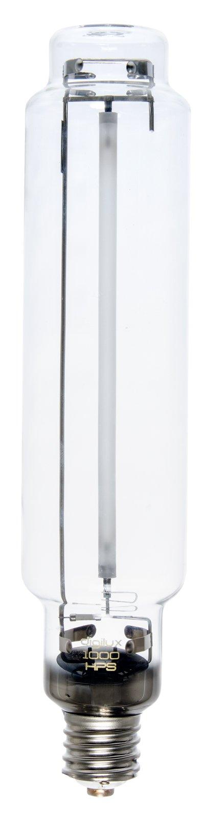 Hydrofarm DX1000HPS Digilux Digital High Pressure Sodium (HPS) Lamp, 1000W, 2000K by Hydrofarm