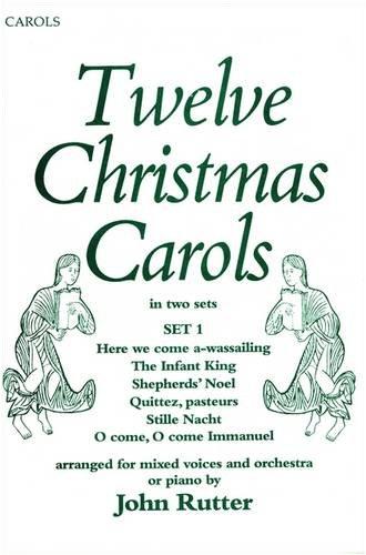 (Twelve Christmas Carols Set 1: Vocal)