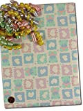 24'' X 100' Baby Hearts Gift Wrap