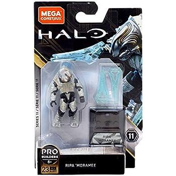 Amazon.com: Mega Construx Halo Heroes Probuilder Series 11 ...