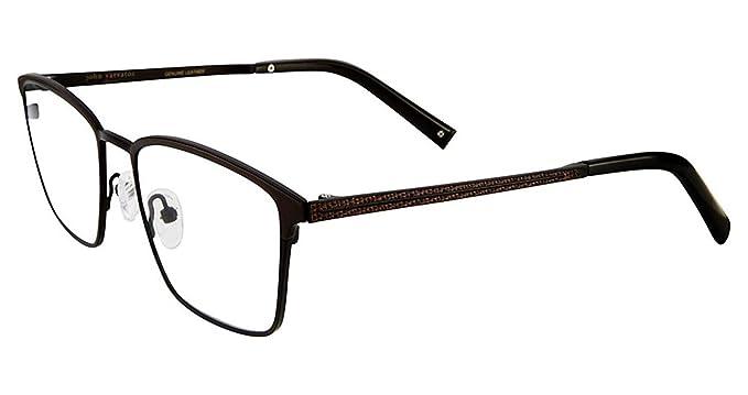 cb3d2b60bca Amazon.com  Eyeglasses John Varvatos V 165 Black  Clothing