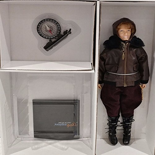 Amelia Earhart Educational Doll With Compass