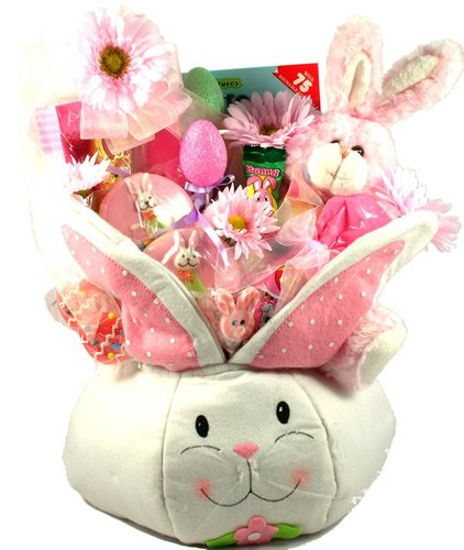Some Bunny Loves You, Deluxe Easter Basket For Kids