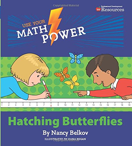 Use Your Math Power:Hatching Butterflies
