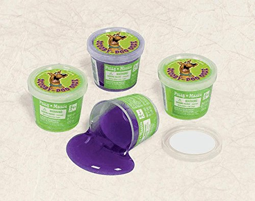 Ooze Putty Favor | Scooby-Doo Collection | Party ()