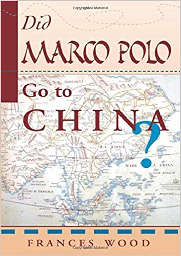 Amazon com: Did Marco Polo Go To China? (9780813389998