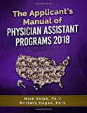 The Applicant's Manual of Physician Assistant Programs