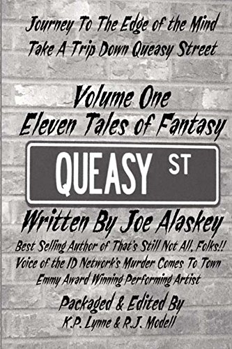 Queasy Street: Volume One: Eleven Tales of (Street Tags)