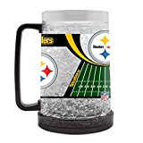 Pittsburgh Steelers Crystal Freezer Mug
