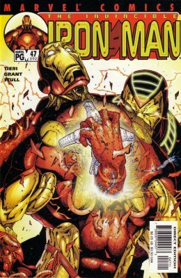 "Iron Man Vol.3 #47 ""Ultron Appearance"" pdf epub"