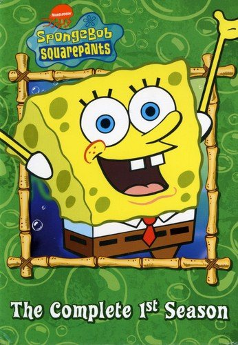 VHS : SpongeBob SquarePants - The Complete 1st Season