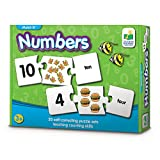 The Learning Journey Match It! - Numbers - Self-Correcting Number & Counting Puzzles