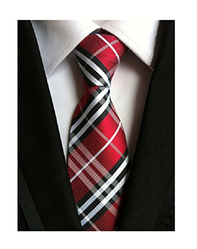 Striped Woven Classic Business Necktie product image