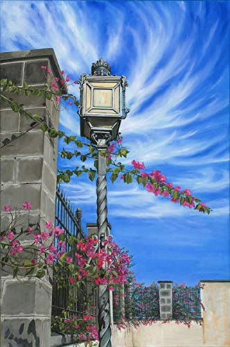 Jerez Walk - Original Oil Painting | Fine Art | Contemporary Figurative Realism | Oil on Canvas