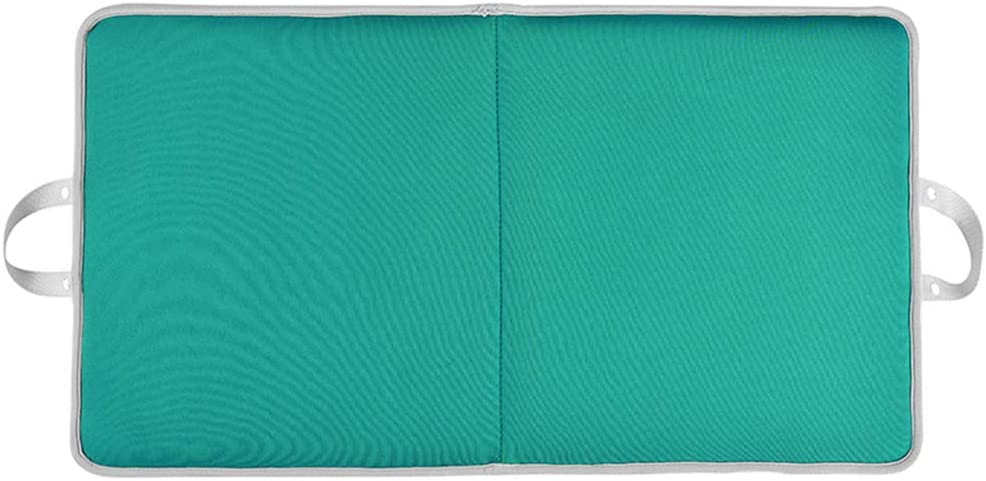 XHONG Thick Kneeling Pads Water Resistant Kneeling Mat Thick with Carry Handles Memory Sponge Kneeling Pad for Gardening Housework Baby Bath Yoga Exercise