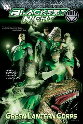 Green Lantern Corps: Blackest Night