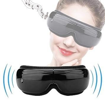 Amazon.com: Masajeador de ojos de presión de aire de ...