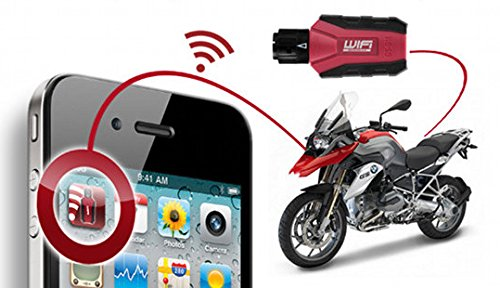 GS-911 Wifi Diagnostic Tool for BMW Motorcycles (ENTHUSIAST VERSION) - Services Up to 10 VINs - Access over wifi or USB - iOS & MAC Compatible. by HEX Code (Image #3)