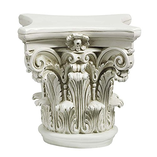 Design Toscano The Corinthian Pillar: Capital