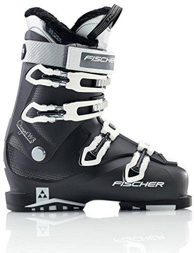 Fischer Cruzar W 8 Thermoshape Ski Boots Womens Sz 7.5 (25.5)