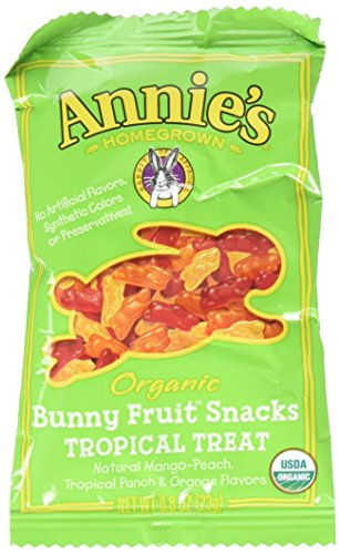 Annies Homegrown Organic Variety Pouches product image