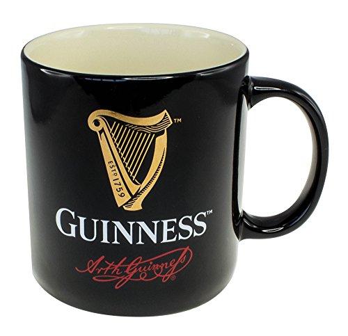 Guinness Signature Coffee Mug - Red - Coffee Signature Mug