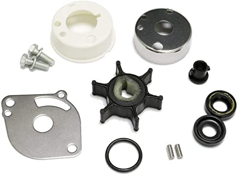 Yamaha Outboard Water Pump Repair Kit  6A1-W0078-02 2B 2-Stroke OEM Replacement