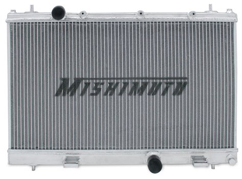 - Mishimoto MMRAD-NEO-01 Dodge Neon SRT-4 Performance Aluminum Radiator Manual 2003-2005, Silver