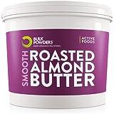 BULK POWDERS Natural Almond Butter, Smooth, 1 kg Tub