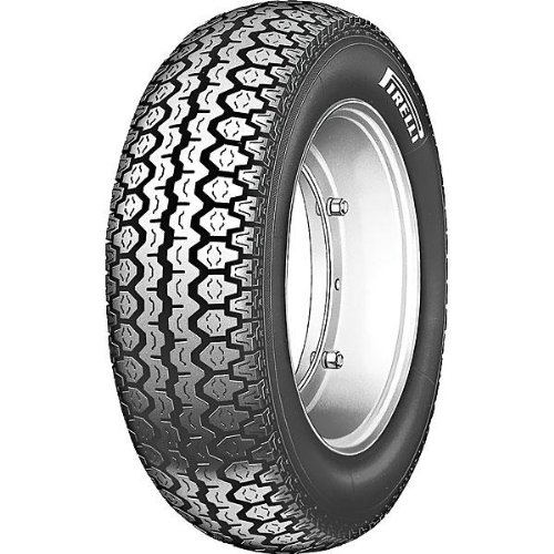 Pirelli SC 30 Retro Scooter Tire - Front/Rear - 3.00-10 , Position: Front/Rear, Tire Size: 3.00-10, Tire Type: Scooter/Moped, Rim Size: 10, Load Rating: 42, Speed Rating: J 0401900